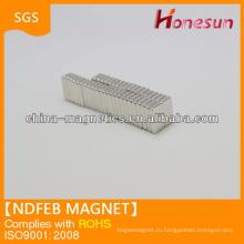 N35 сильные неодимовые неодимовый магнит Цена Ni, покрытие оптом