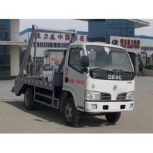 Dongfeng 4CBM Swing Arm Container Garbage Truck