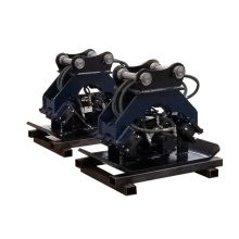 Hight Quality Excavator Mounted Hydraulic Vibrator Compactor for Soil Plate Compactor