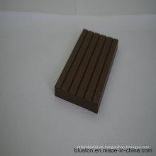 WPC Saalbrett WPC Decking Holz Kunststoff Composite Decking