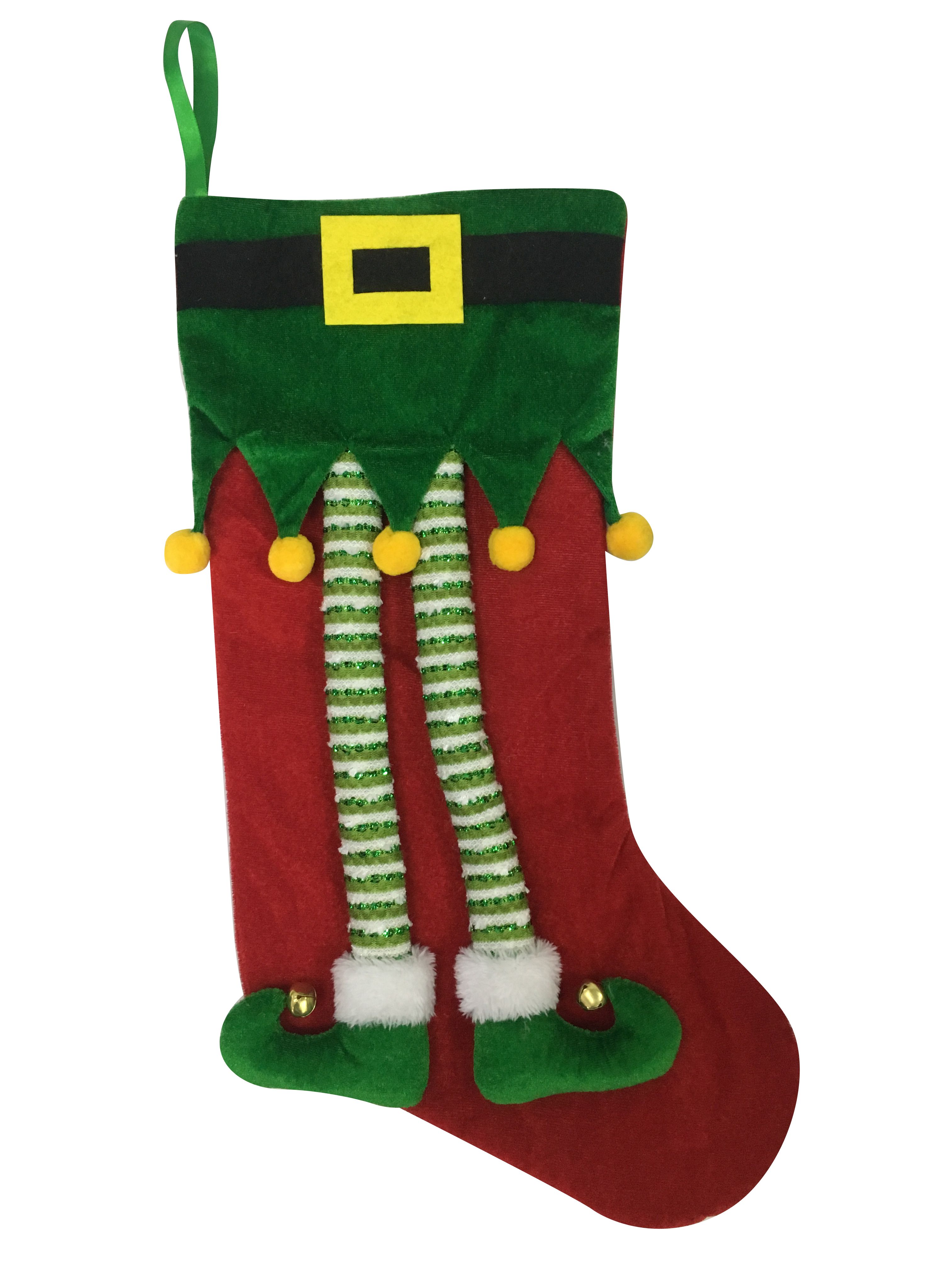 Christmas Magic Elf Stocking