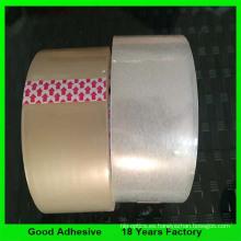 Venta caliente 48mm Cartón BOPP Cinta Adhesiva de Embalaje