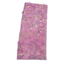 french net lace fabric for women evening dress