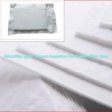 Panel de aislamiento de vacío de material de resistencia al calor