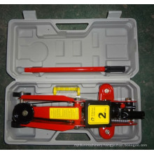 2 Ton Hydraulic Floor Jack for (DSF-2T) Plastic Box Packing with CE Approved