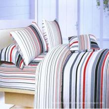 Changxing Fabrik mit neuen Europa Muster Blatt Bett