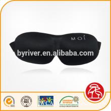 Alta qualidade 3D moldado máscara de olho acolchoado macio