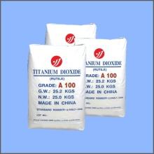 Anatase dióxido de titanio con alta blancura (A100)