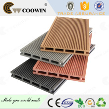Plástico de madeira composto interior ou wpc indoor flooring pavimentação