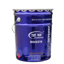 Factory Price Drying Fast Alkyd resin topcoat enamel paint for steel use