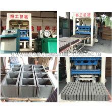 Venez ici! Machine de fabrication de blocs de ciment Yugong QT 10-15 avec une bonne réputation