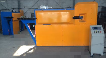 Automatic Stirrup Bending Machine (2)