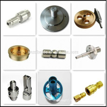 copper parts/cnc turning machining copper parts /large cnc machining parts