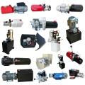 Pequeña unidad de energía hidráulica para desmontadora de neumáticos