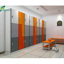 Aluminum Profiles high pressure laminate locker