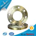 10k 5k class150 class300 Matériau en acier JIS bride standard pour tuyau d'eau