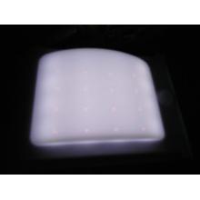 Placa impermeable respetuosa del medio ambiente de la puerta ligera solar del jardín de la alta calidad del CE ROHS IP65