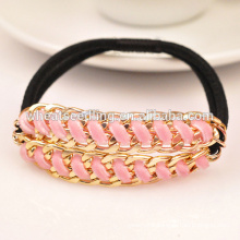 Personality elastic broad hair band