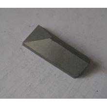 Ponta soldada de carboneto de tungstênio com tamanho personalizado