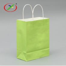 80g luxury shopping bags kraft paper bag