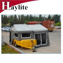 Remorques de camping hors route avec tente à vendre