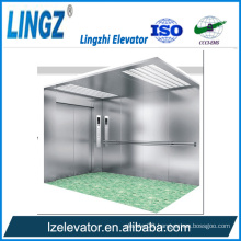 1600kg Bed Hospital Elevator with Machine Roomless