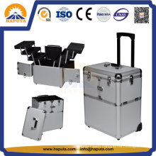Aluminum Makeup Beauty Case for Cosmetic (HB-3223)
