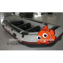 PVC, barco de pesca de barco inflável de rafting