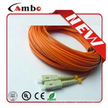SC/FC/ST/LC multimode/Singlemode Fiber Optic Laser Pigtail manufacturer