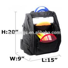 Bolso de mochila más vendido de la mochila del golf del disco del bolso de disco de la mochila