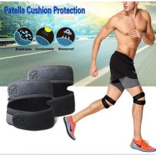 customized patella cushion pad knee brace