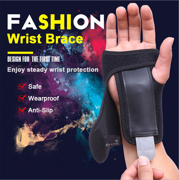 Adjustable Compression Wrist Brace
