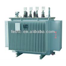 Низкие потери полного медь 50 Гц 60 Гц минеральное масло заполненный 15kv трансформатор