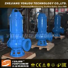 Qw bomba de aguas residuales eficiente