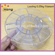empty plastic spools for 3d printer filament