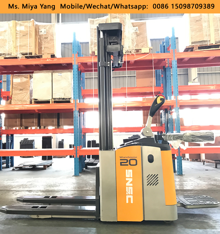 New Electric Stacker