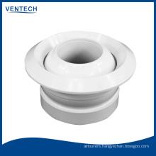 round diffuser air supply