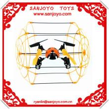bumblebee quadcopter rc 4-AXIS 2.4G Remote Control Sky Walker aircraft ladybug mini drones rc quadcopter