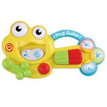 Brinquedo de música Brinquedo elétrico de guitarra para bebê (h0001262)