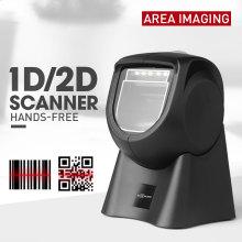 400 Scans/sec Desktop 2D Image Barcode Scanner Reader