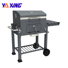 bbq stainless steel grill outdoor bbq roaster for Party Cooking Carbon Barbecue Stove