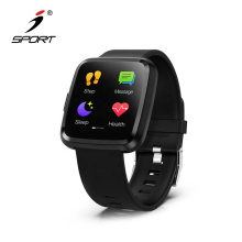 New Style BSCI Factory Full Touch Bluetooth Smart Watch for Sports