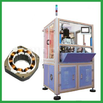 Automatic BLDC stator coil needle inner winding machine for brushless motor
