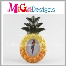 Wholesale Lovely Pineapple Design Ceramic Photo Frame
