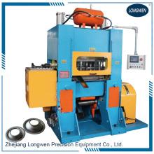 Máquina para fabricar cono de latas de aerosol en aerosol de acero inoxidable