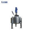 Vacuum Emulsion Heating Mixing Preparing Tank