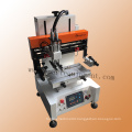 Tabletop Style Flat Label Screen Printing Machine China