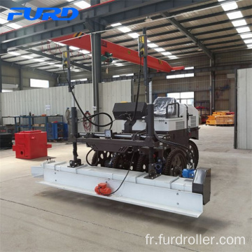 Vibratory Floor Leveling Surface Finishing Machine Laser Concrete Screed