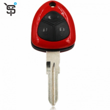 Factory price black car remote key 3 button car remote key for Ferrari with 433 MHZ YS100134