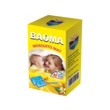 Alfombrilla para mosquitos fragante Baoma